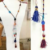 SATURDAY Beadwork & Wirework Jewellery Classes - VARIOUS SKILL LEVELS